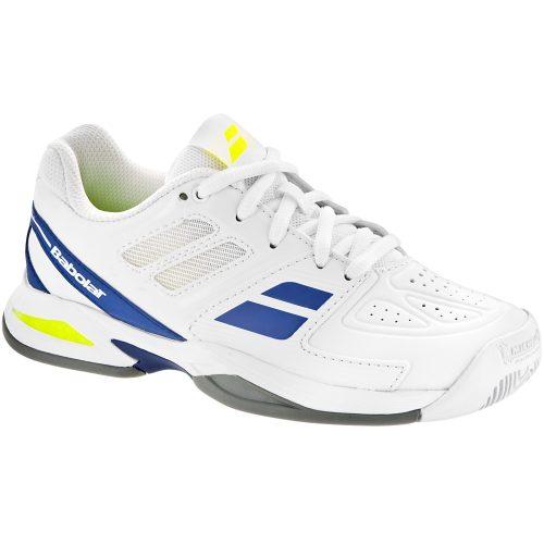 Babolat Propulse Team Junior White: Babolat Junior Tennis Shoes