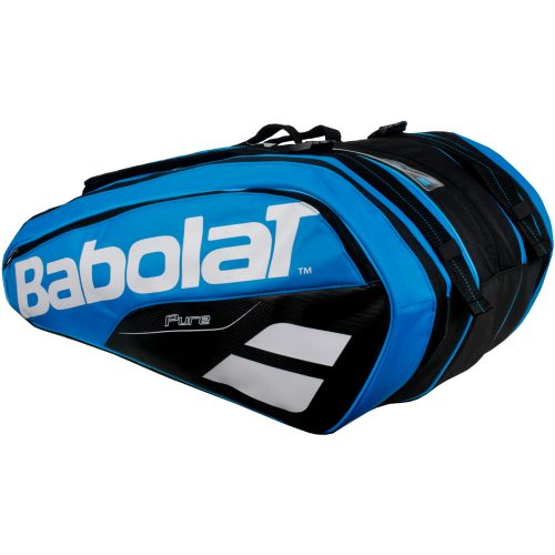 Babolat Pure 12 Racquet Bag Blue: Babolat Tennis Bags