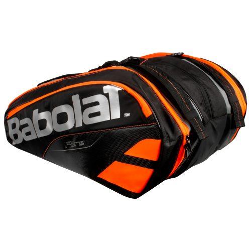 Babolat Pure 12 Racquet Bag Red: Babolat Tennis Bags