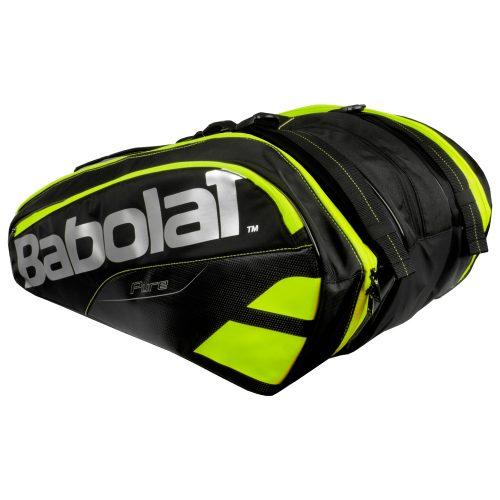 Babolat Pure 12 Racquet Bag Yellow: Babolat Tennis Bags