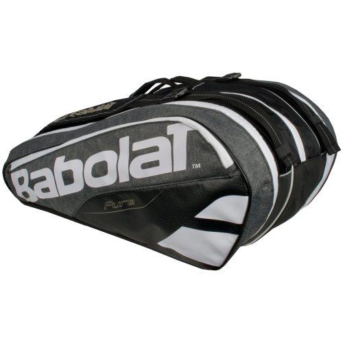 Babolat Pure 9 Racquet Bag Grey: Babolat Tennis Bags