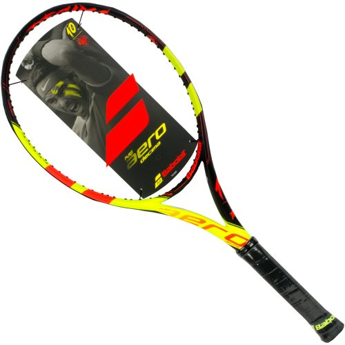 Babolat Pure Aero Decima French Open: Babolat Tennis Racquets