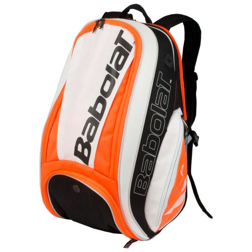 Babolat Pure Backpack White/Red: Babolat Tennis Bags