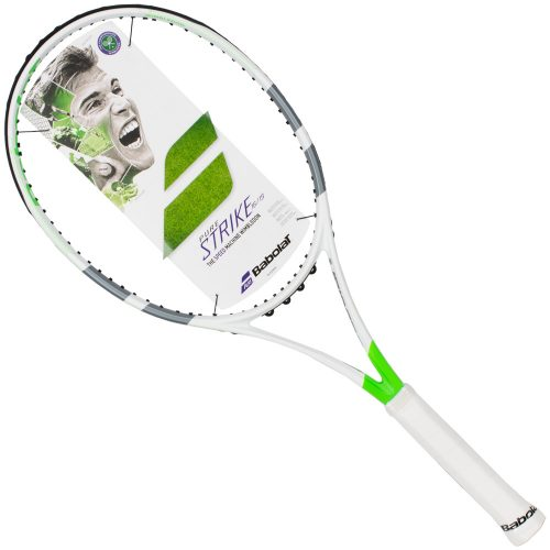 Babolat Pure Strike 16x19 Wimbledon: Babolat Tennis Racquets