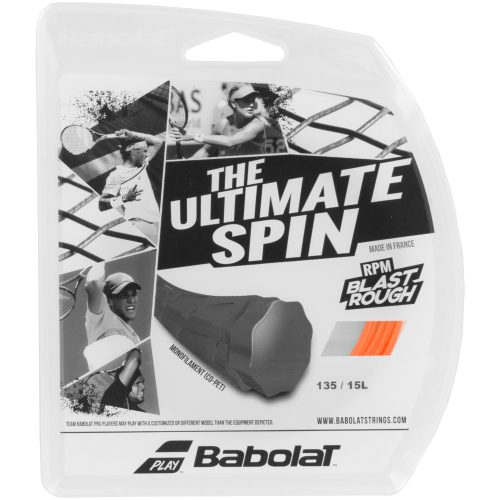 Babolat RPM Blast Rough 15L 1.35: Babolat Tennis String Packages
