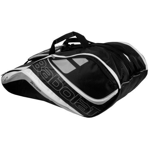 Babolat Team Line 12 Racquet Bag Silver: Babolat Tennis Bags