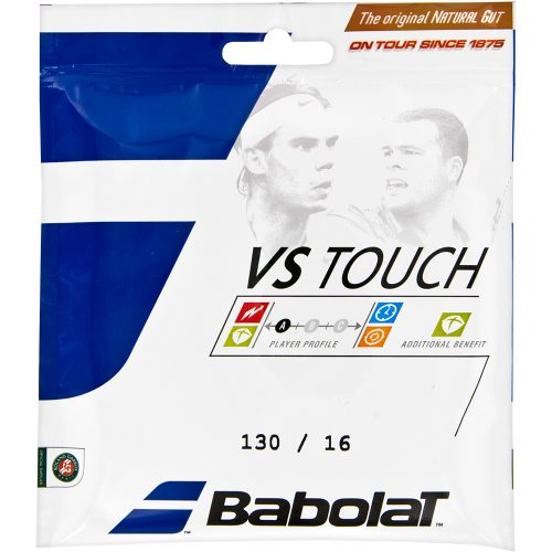 Babolat VS Touch BT7 16: Babolat Tennis String Packages