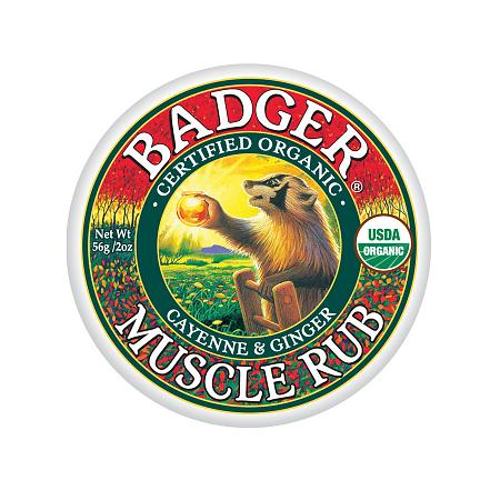 Badger Balm, Sore Muscle Rub - 2 oz.