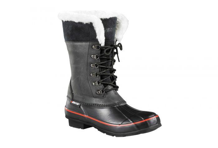 Baffin Mink Boots - Women's - black, 10