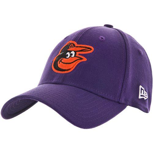 Baltimore Orioles New Era Purple Goofy Bird Cap: New Era Fan Gear