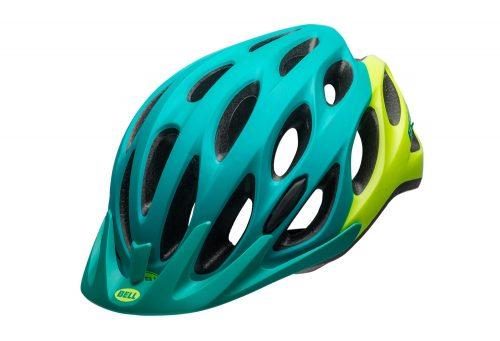 Bell Traverse Helmet - 2017 - emerald/neon yellow, one size