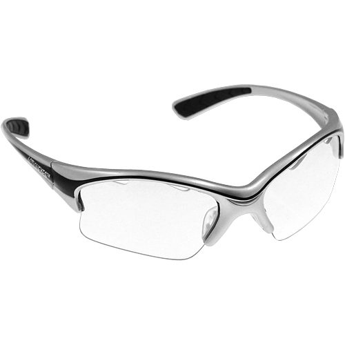 Black Knight Action Eyes Stiletto Eyeguards Silver: Black Knight Eyeguards