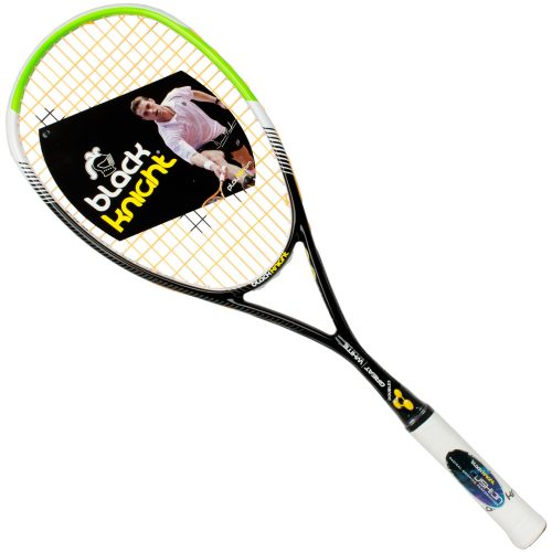 Black Knight Great White Doubles: Black Knight Squash Racquets