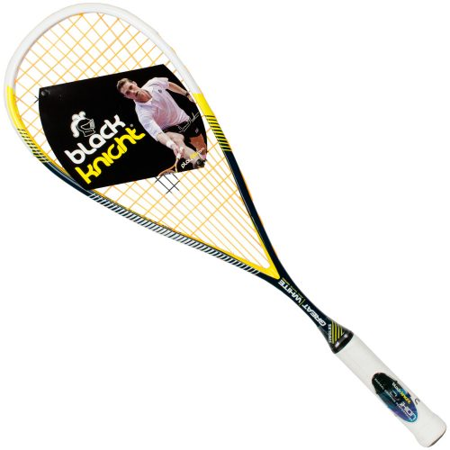 Black Knight Great White Singles: Black Knight Squash Racquets