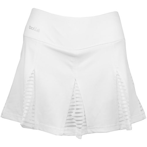 Bolle Club Whites Pleated Skort: Bolle Women's Tennis Apparel