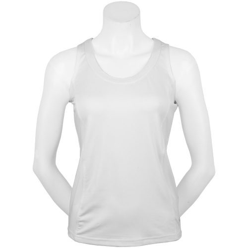 Bolle Club Whites Tank: Bolle Women's Tennis Apparel
