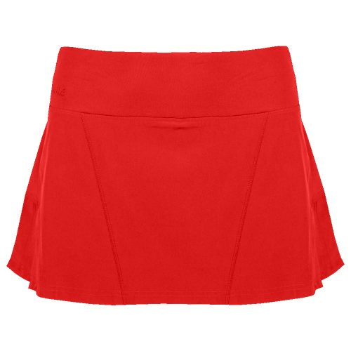 Bolle Essentials Core Back Pleat Skirt: Bolle Women's Tennis Apparel