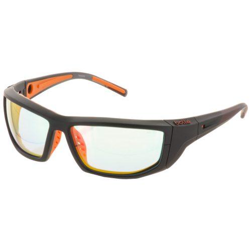 Bolle Playoff Eyeguards Black/Orange: Bolle Eyeguards