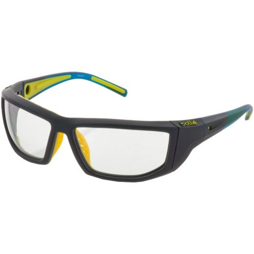Bolle Playoff Eyeguards Black/Yellow: Bolle Eyeguards