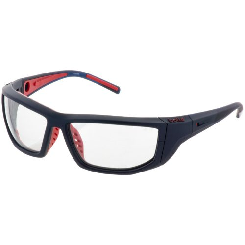 Bolle Playoff Eyeguards Navy/Fluo Red: Bolle Eyeguards