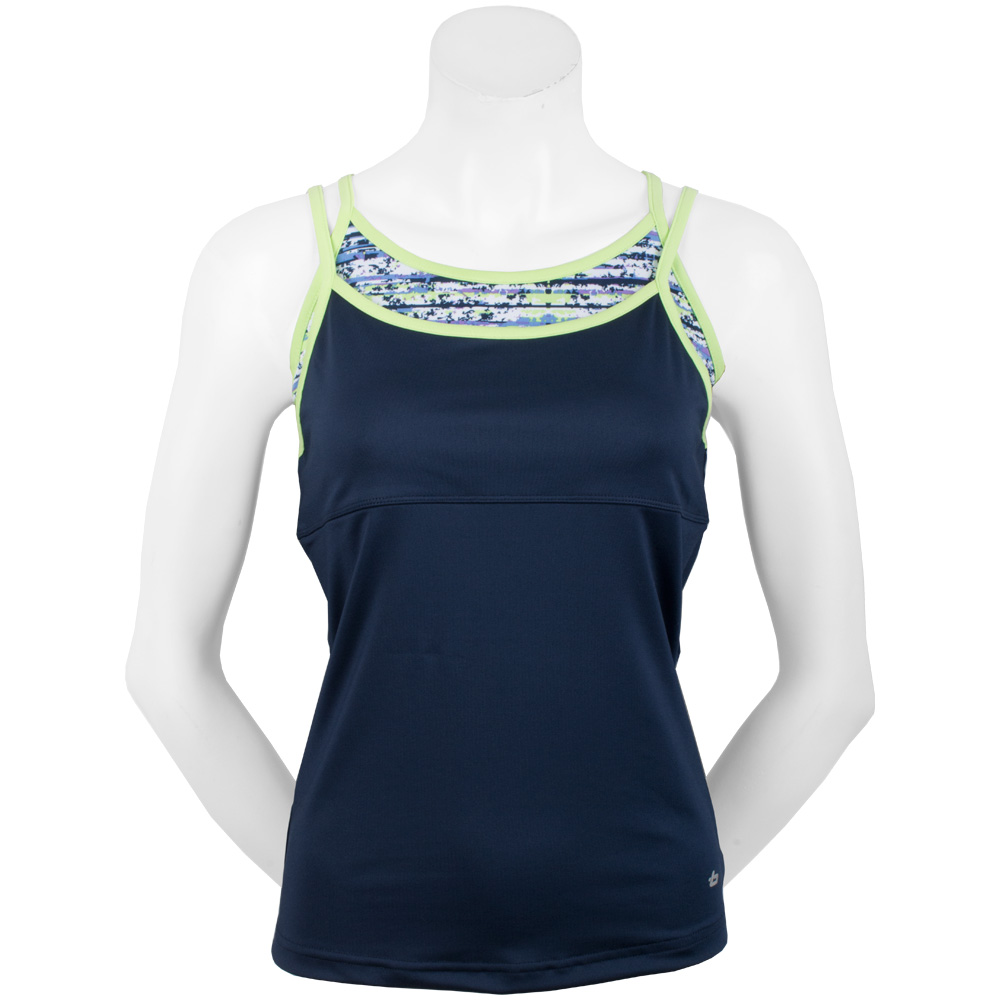 Bolle Sorrento Tank: Bolle Women's Tennis Apparel