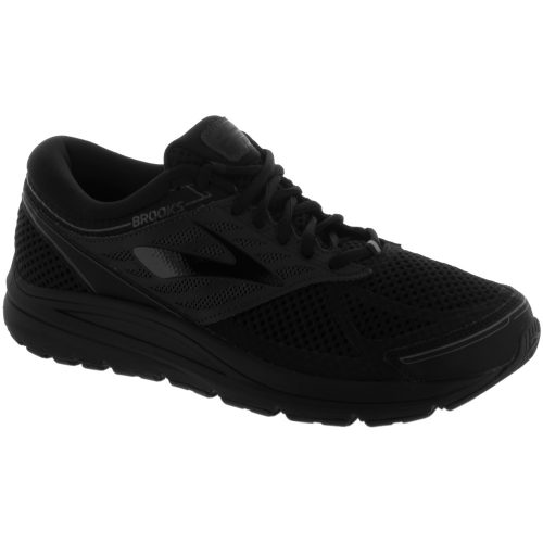 Brooks Addiction 13: Brooks Men's Running Shoes Black/Ebony