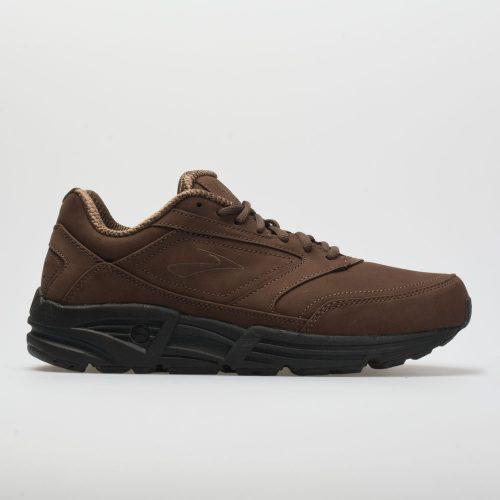 Brooks Addiction Walker: Brooks Men's Walking Shoes Brown Nubuck