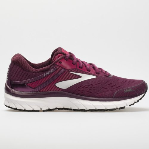 Brooks Adrenaline GTS 18: Brooks Women's Running Shoes Purple/Pink/Silver
