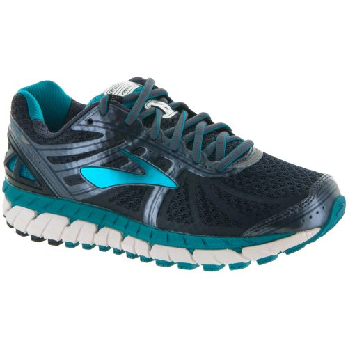 Brooks Ariel 16: Brooks Women's Running Shoes Mood Indigo/Capri Breeze/Grisalle