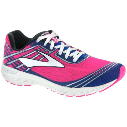 Brooks Asteria: Brooks Women's Running Shoes Knockout Pink/Clematis