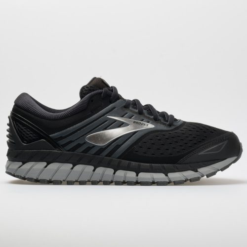 Brooks Beast 2018: Brooks Men's Running Shoes Black/Grey/Silver
