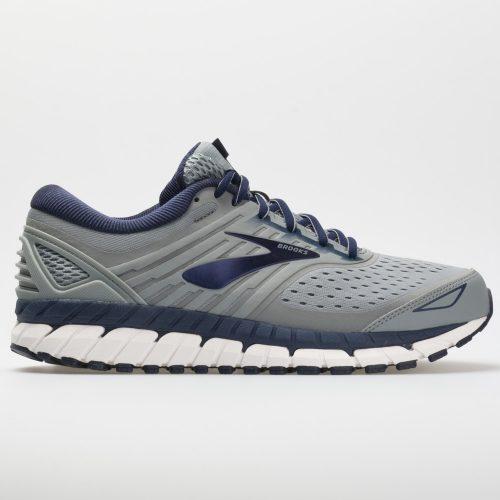 Brooks Beast 2018: Brooks Men's Running Shoes Grey/Navy/White