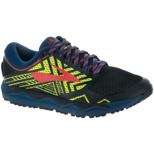 Brooks Caldera 2: Brooks Men's Running Shoes Blue/Nightlife/Black
