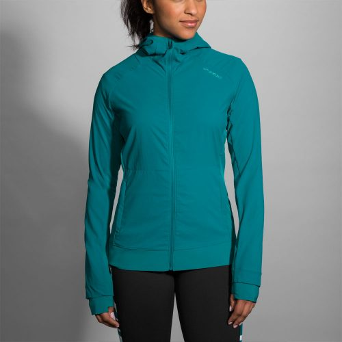 Brooks Canopy Jacket Spring 2018: Brooks Women's Running Apparel