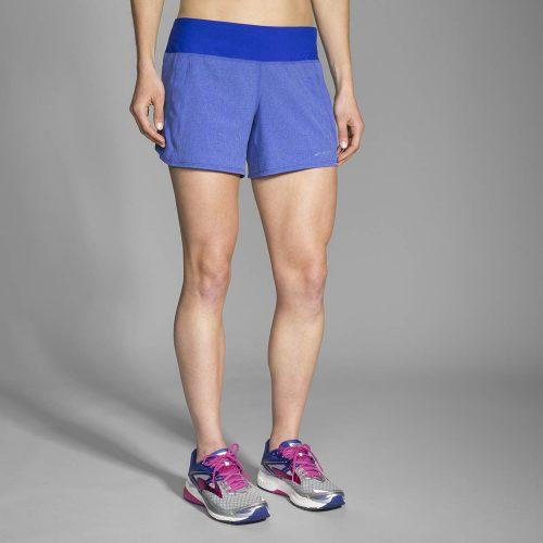 "Brooks Chaser 5"" Shorts: Brooks Women's Running Apparel Spring 2017"