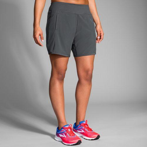 "Brooks Chaser 7"" Shorts Spring 2018: Brooks Women's Running Apparel"