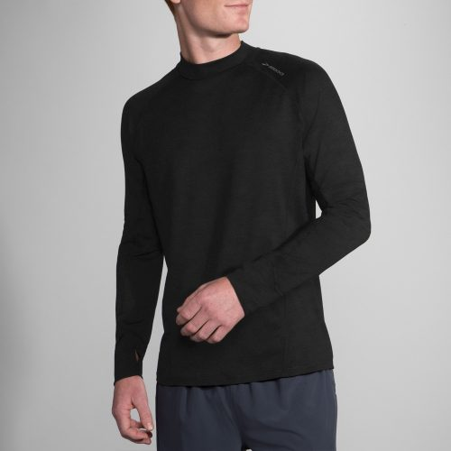 Brooks Dash Long Sleeve: Brooks Men's Running Apparel