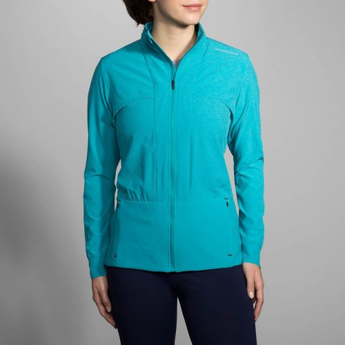 Brooks Freemont Jacket: Brooks Women's Running Apparel Spring 2017