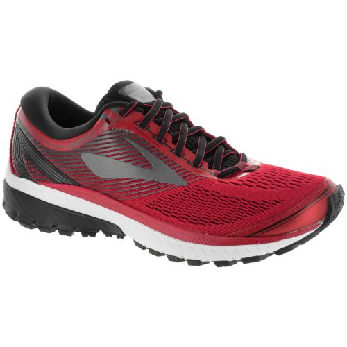 Brooks Ghost 10: Brooks Men's Running Shoes Toreador/Black/Metallic Charcoal