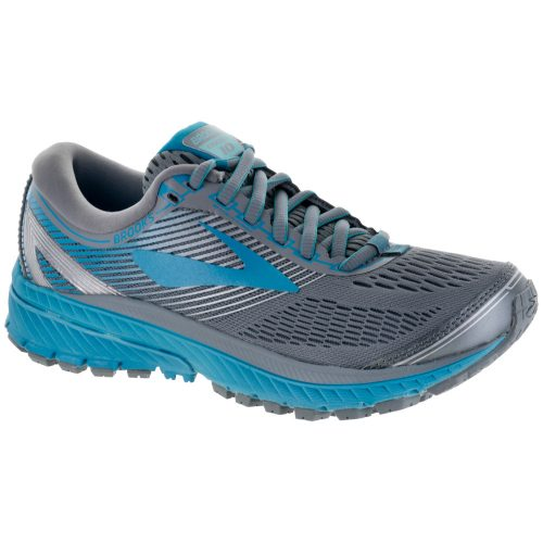 Brooks Ghost 10: Brooks Women's Running Shoes Primer Gray/Teal Victory/Silver
