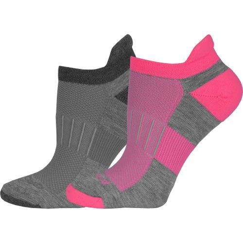 Brooks Ghost Midweight Socks 2 Pack: Brooks Socks