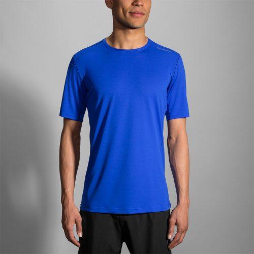 Brooks Ghost Short Sleeve Shirt: Brooks Men's Running Apparel