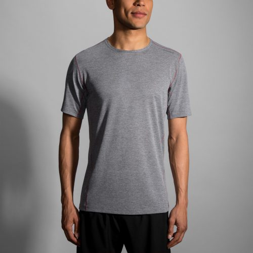 Brooks Ghost Short Sleeve Shirt: Brooks Men's Running Apparel
