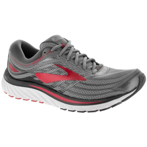 Brooks Glycerin 15: Brooks Men's Running Shoes Ebony/Primer Gray/Toreador
