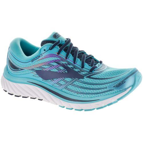 Brooks Glycerin 15: Brooks Women's Running Shoes Capri/Evening Blue/Purple Cactus Flower