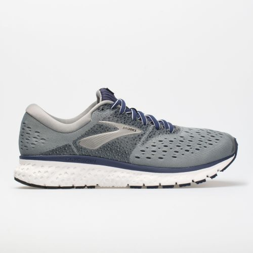 Brooks Glycerin 16: Brooks Men's Running Shoes Grey/Navy/Black