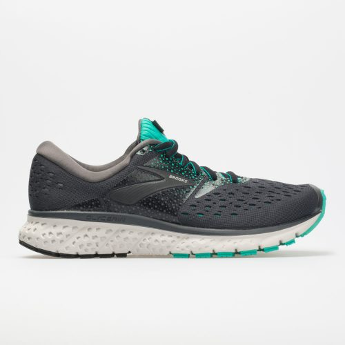 Brooks Glycerin 16: Brooks Women's Running Shoes Ebony/Green/Black