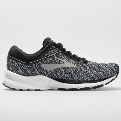 Brooks Launch 5: Brooks Men's Running Shoes Black/Ebony/Primer Grey