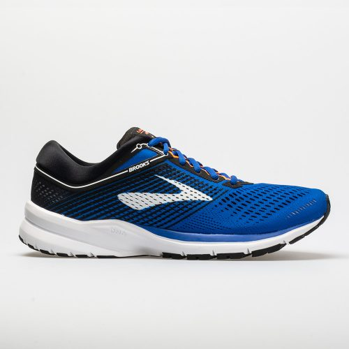 Brooks Launch 5: Brooks Men's Running Shoes Blue/Black/Orange