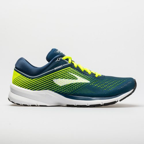 Brooks Launch 5: Brooks Men's Running Shoes Blue/Nightlife/White